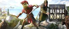 Assassins Creed Odyssey - DLC Der Blinde König | Download Code für PS4 Xbox One