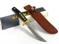 Schrade SCH160OT Old Timer Mountain Lion Fixed Blade Knife + Sheath