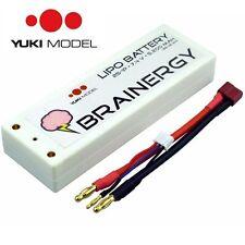 Yuki 801000 Lipo Akku , 7,4V 5200mAH 45C 2S1P Hard Case