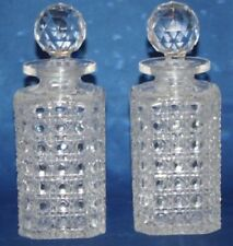 Decanter Clear Crystal & Cut Glass