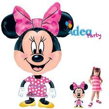 PALLONCINO MYLAR  MINNIE 78 cm, Addobbi Festa Compleanno Disney Topolina