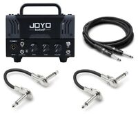 New JOYO Zombie BanTamp Mini 20W 12AX7 Tube Guitar Amplifier