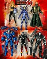 Marvel Legends MCU Pepper Potts Iron Patriot Mark LXXXV 50 War Machine Man UPICK