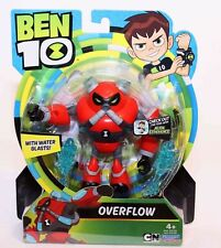 "Ben 10 Overflow w/ Water Blasts 5"" Action Figure 2017"