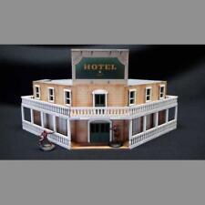 TTCombat - Grand Hotel - Wild West Scenics (28-30mm scale)