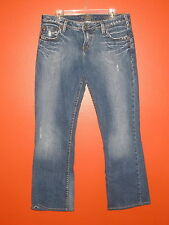 Silver Jeans Brianna 31/33