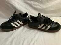 Adidas Samba Classic Shoes Kids Size 3 Youth Black