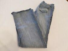 Hydraulic Jeans Women's pants Denim Size 5/6 Super Low Metro Blue Jeans GUC