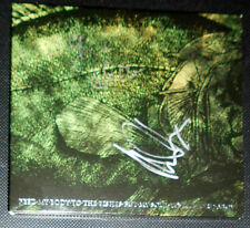Marc LARGE CHAMPS & Jack Cook Feed My Body to the Fishes cd avec autographe signed