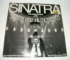 Frank Sinatra - The Main Event Live - Reprise jazz LP