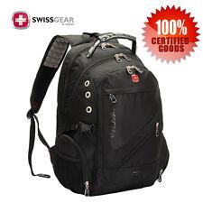 "Wenger SwissGear Notebook Laptop Backpack,15.6"",Black Rucksacks,Free Shipping"
