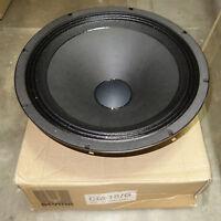 "Beyma CM18G 18"" HyperPhase 8ohm 300W RMS Midbass Speaker 30-3000 Hz NOS CM-18/G"