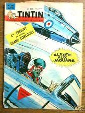 journal de tintin 697 - 03/62 Petit bolide en pièce dét