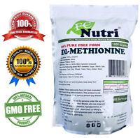 DL-Methionine Powder 100%pure 2.2lb (1000 grams)