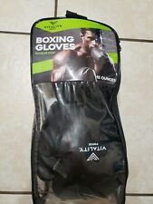 Vitality Force Boxing Gloves Fighting Training Mma Kickboxing Punch Bag 12 oz