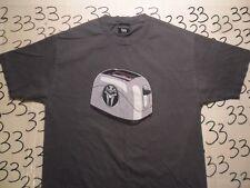 Large- Battle Star Galactica / Damaged T- Shirt