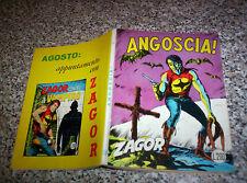 ZAGOR ZENITH N.136 ORIGINALE OTTIMO TIPO TEX MARK ARALDO DOG RANGER