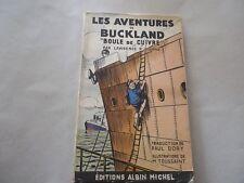 """Lawrence R. Bourne: """"Les aventures de Buckland (Boule de cuivre)"""" EO -1934-"""