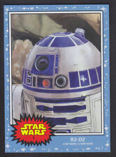 Topps Living - Star Wars 2019   # 3 R2-D2 - A New Hope /2710