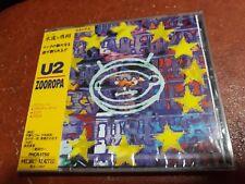 U2 - Zooropa Japanese CD / PHCR 1750 / Sealed!