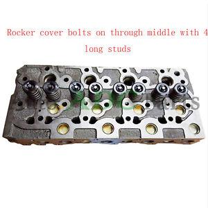 V2203 V2203T V2203E V2203B Complete Cylinder Head Loaded for Kubota Tractor