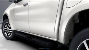Genuine Mercedes-Benz X Class Running Side Steps/ Bars