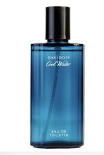 Davidoff Cool Water Men's 2.5oz EDT Spray Read Listing New UN-BOX With Cap