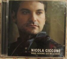 CD Nicola Ciccone - Nous serons six milliards (Matita 2006)