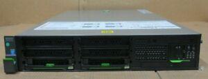 "Fujitsu Primergy RX300 S8 2x 8-Core E5-2640v2 2.0GHz 64GB Ram 6x 2.5"" Bay Server"