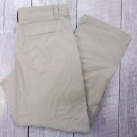 Merrell Meridian Cargo Pants Mens 44x30 Beige Opti-Wick Outdoor Camp Hiking J83
