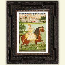 Ja' far Khan Retrato, Indio reproducción Mughal impresión, A3 satén 285gsm Poster Nº 1