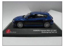 Subaru Impreza WRX STi - Test car Nurburgring 2007 - Blue/Black - J-Collection