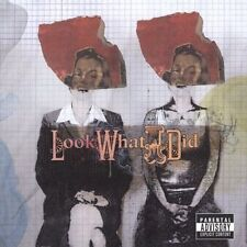 Minuteman For The Moment [PA] by Look What I Did  CD
