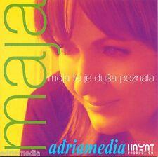 Maja tatic CD Moja te jamais Dusa poznala 2009 vrbas rade serbedzija tajna hit pop