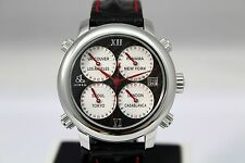 JACOB AND CO H24 SSCF LIMITED EDITION STAINLESS STEEL CARBON FIBER  AUTOMATIC