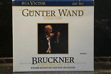 Anton Bruckner - Symphonies Nos. 1-9 / Günter Wand   10 CD-Box