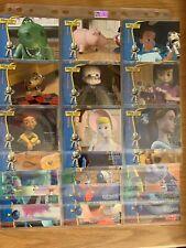 Disney Pixar Treasures - Trading Card Set - 76/90 Cards - Incomplete