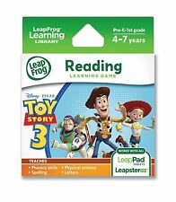 Leapfrog accessories spare parts ebay stores leapfrog learning game disney pixar toy story 3 game gumiabroncs Image collections