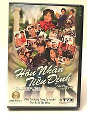 HON NHAN TIEN DINH Phim Bo Hong Kong Tau Viet 8 DVD Chinese Movie Vietnamese Dub