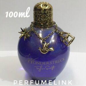 TAYLOR SWIFT WONDERSTRUCK ( 100ml USED )  EDP Spray Women's Perfume ...GENUINE