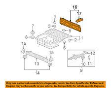 HONDA OEM 06-14 Ridgeline Rear Body Floor-Front Panel 64800SJCA00ZZ