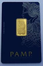 Goldbarren Pamp Suisse 5 Gramm