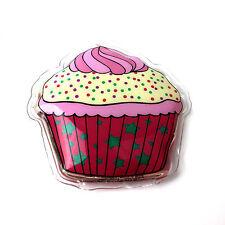 SCALDA Mani Calore Inverno Carino Cupcake RE utilizzabile Novità tasca viaggio