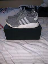 Adidas NMD R1 Glitch Grey  Size 9