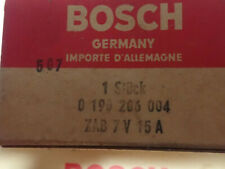 Voltage Regulator 6V 7V original Bosch 0190206004 packed 1966 1967 BMW R 27 NOS