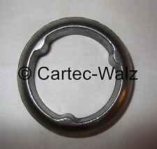 Exhaust Gasket 1 5/8x2 5/32x0 17/32in for Audi 100,80, Coupe 1.3, 1.6, 1.8