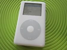 Apple iPod photo classic 4th Generation White (60 Gb)(Personal Engrave)
