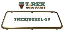 1963-1973 Jeep Commando, Jeepster, Wagoneer & J-Series SS Speedo Bezel