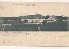 AK Gruss aus dem Erzgebirge, Böhmisch- Einsiedel (K) 19766