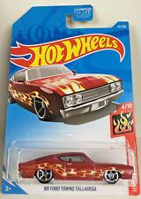 '69 Ford Torino Talladega #32 Red 2019 Hot Wheels Case B Hw Flames